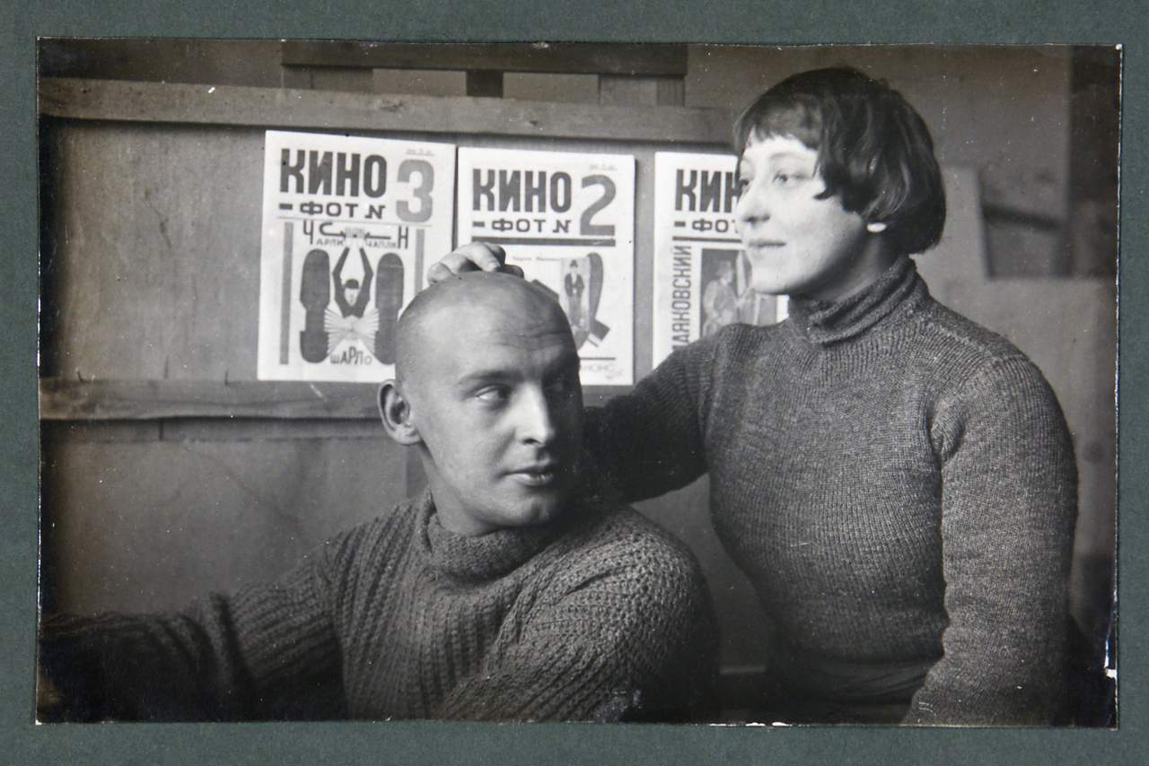 REVOLUTION Rodchenko and Stepanova. Photo © www.foxtrotfilms.com