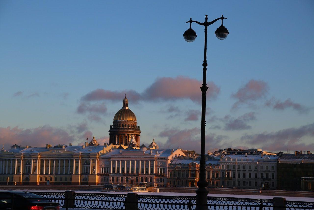 REVOLUTION St. Petersburg view. Photo © www.foxtrotfilms.com
