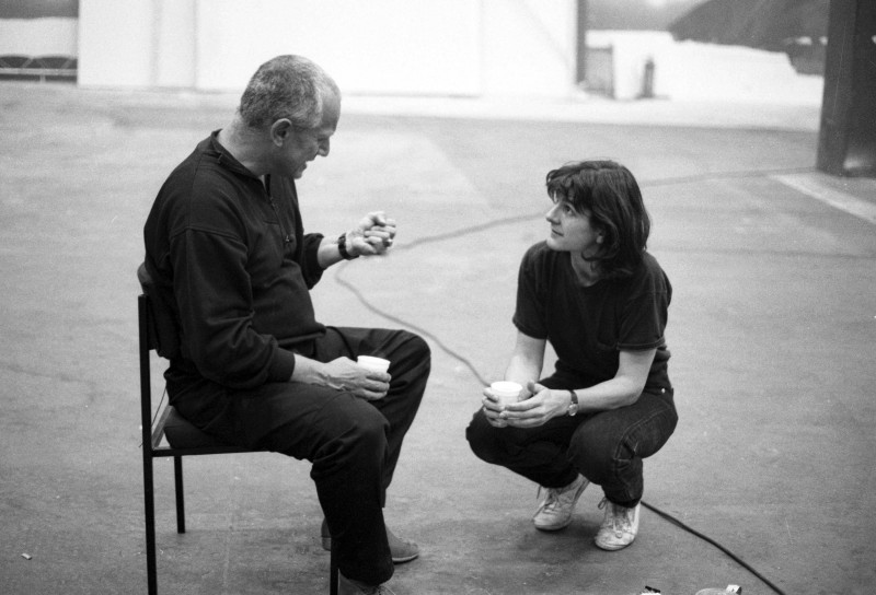 Berkoff and Kinmonth