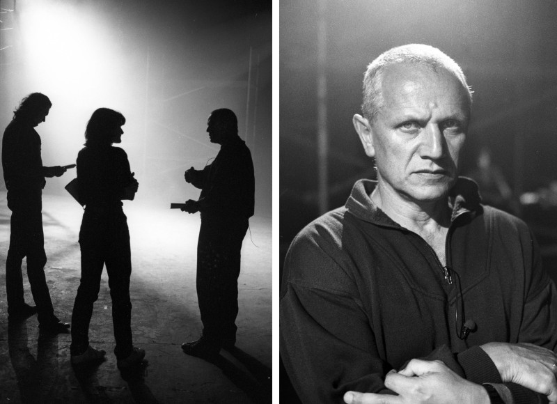 Steven Berkoff actor, writer, director