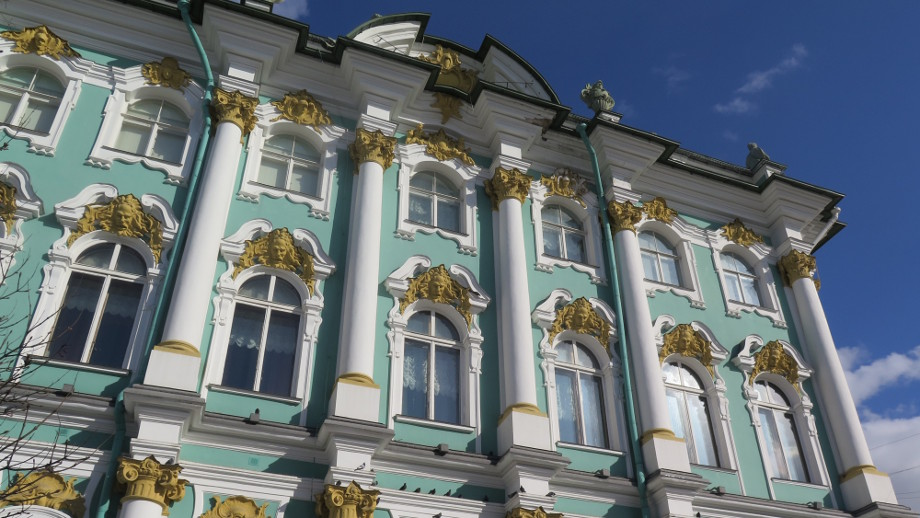 Windows of the Winter Palace