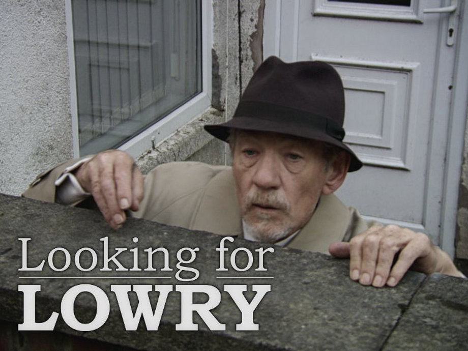Ian McKellen Looking for Lowry