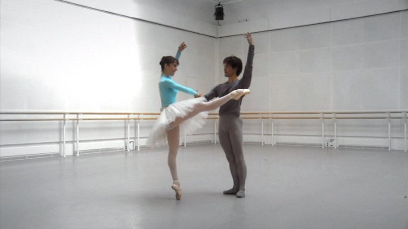 Royal Ballet Principal Dancers Laura Morera & Yohei Sasaki