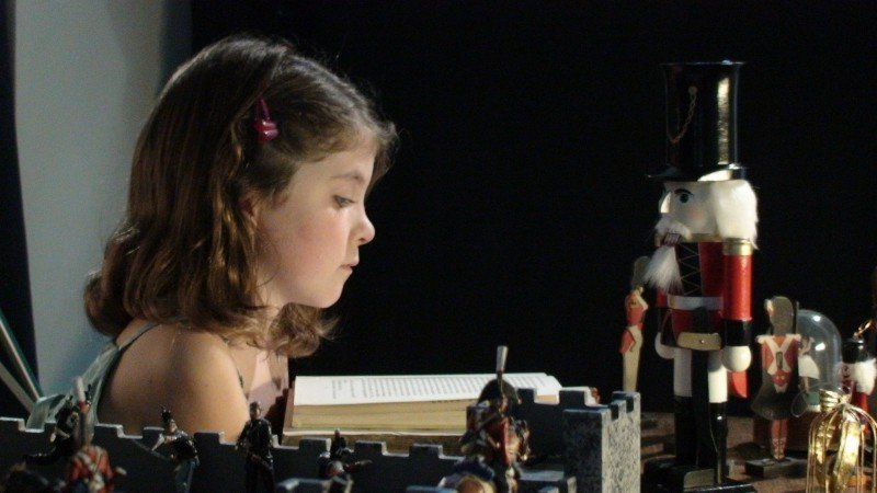 Mathilde & the Nutcracker