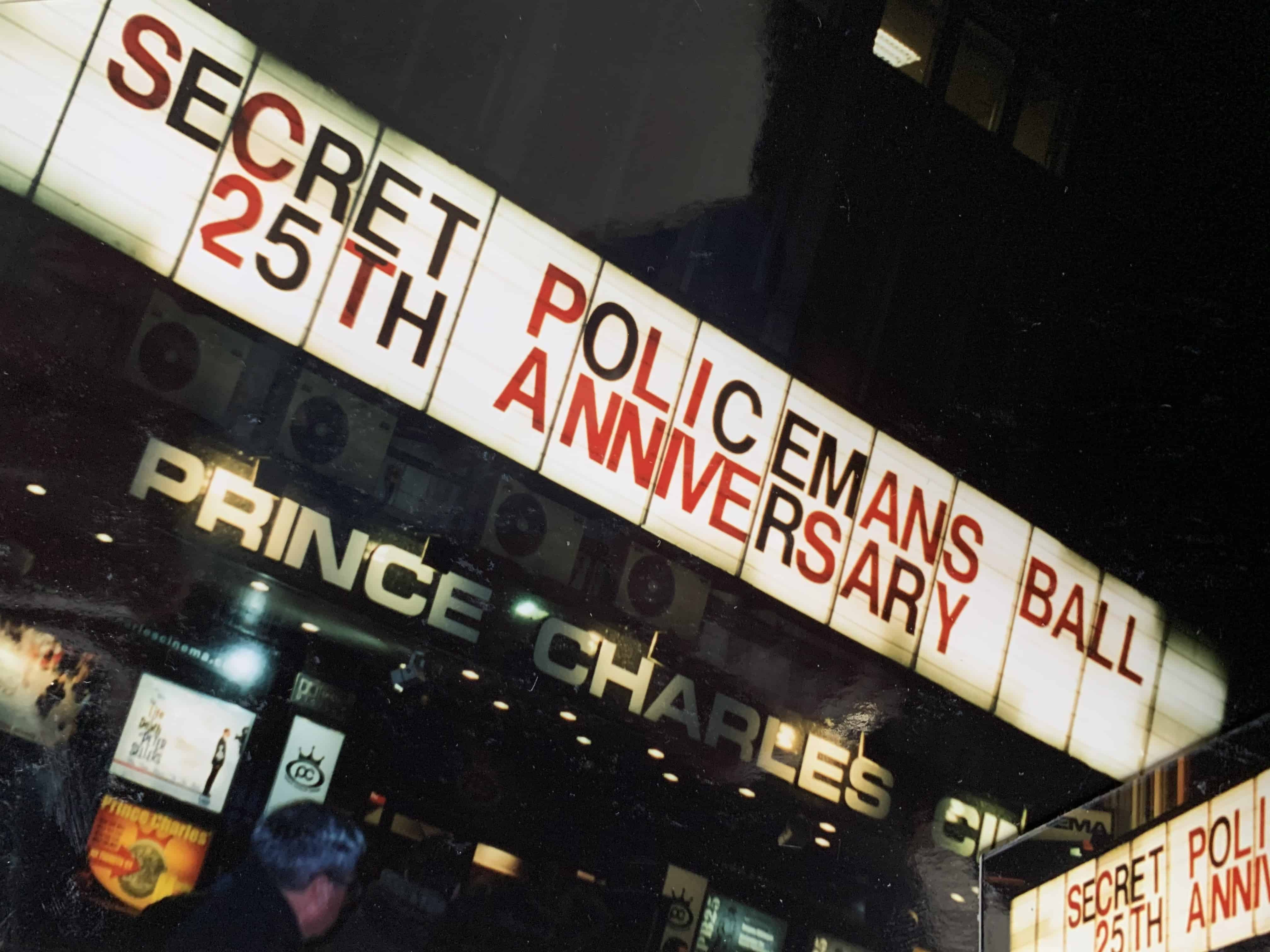 "Premiere of ""Remember the Secret Policeman's Ball"