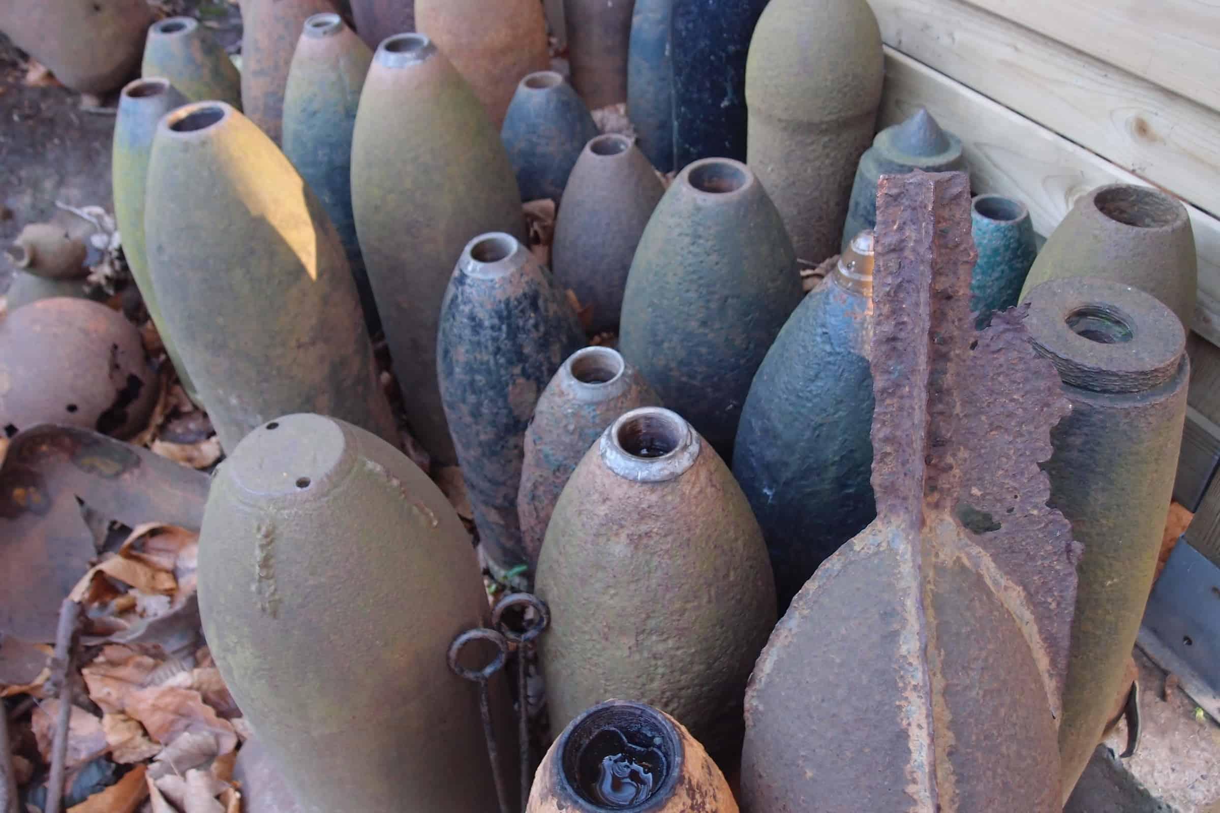 World War One bombshells. Photograph ® www.foxtrotfilms.com