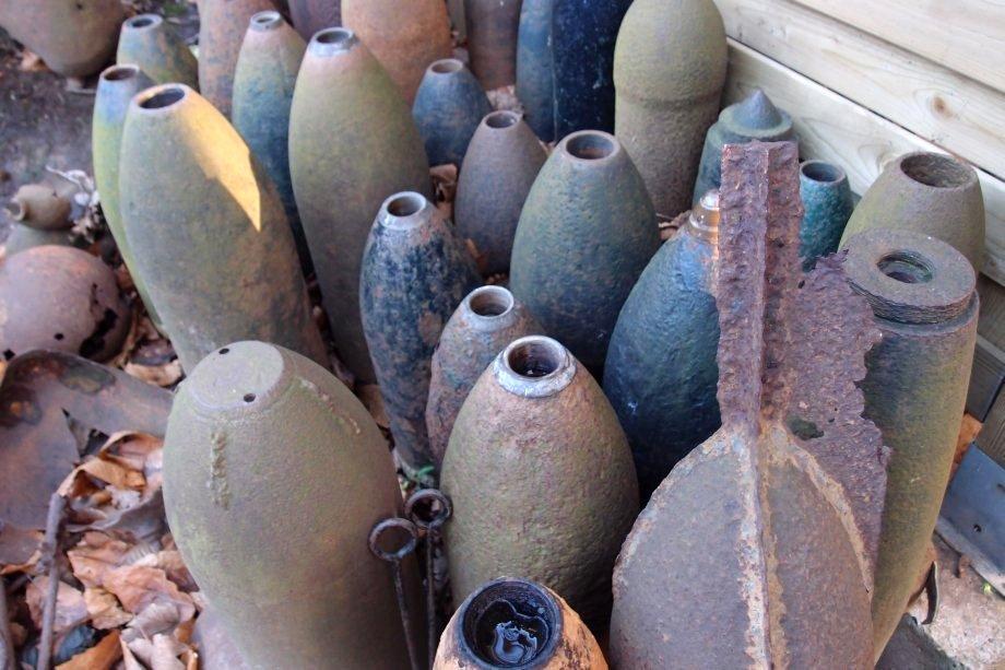 World War One bombshells. Photograph © www.foxtrotfilms.com