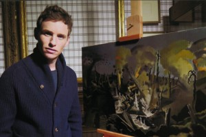 WAR ART with Eddie Redmayne