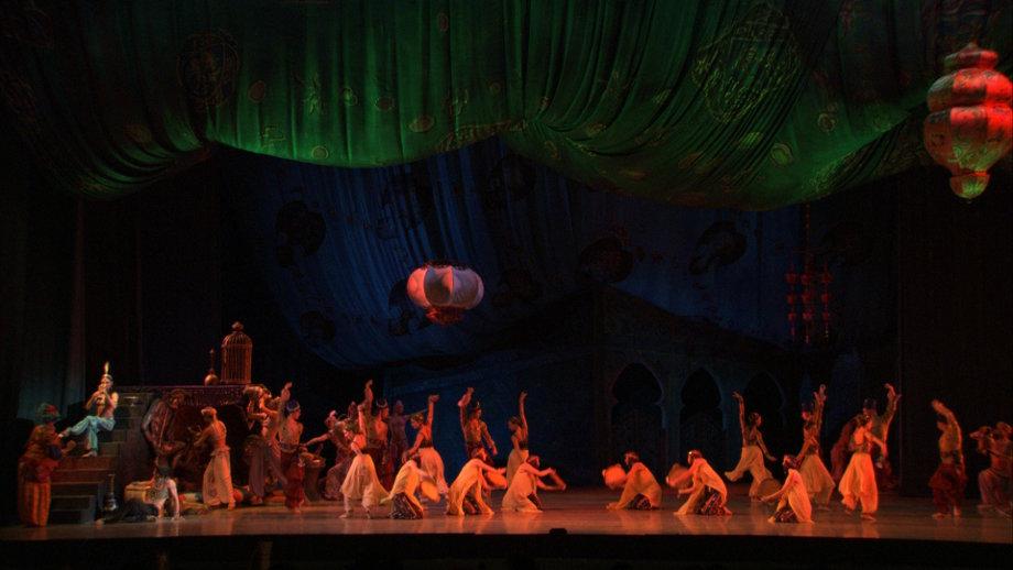 Mariinsky Theatre (Scheherazade)