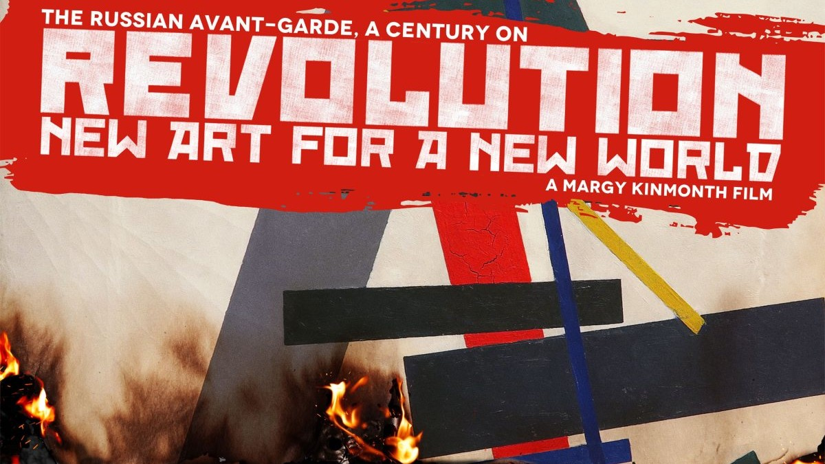 Revolution – New Art for a New World